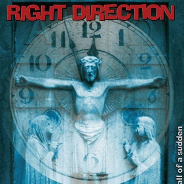 Right Direction - All of a sudden, LP lim. verschiedene Farben
