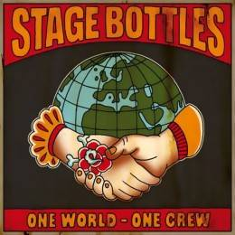 "Stage Bottles - One World - One Crew, EP 7"" Lim. 500 black"