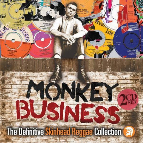 V/A Monkey Business - Trojan Records Vol. 1, DoCd