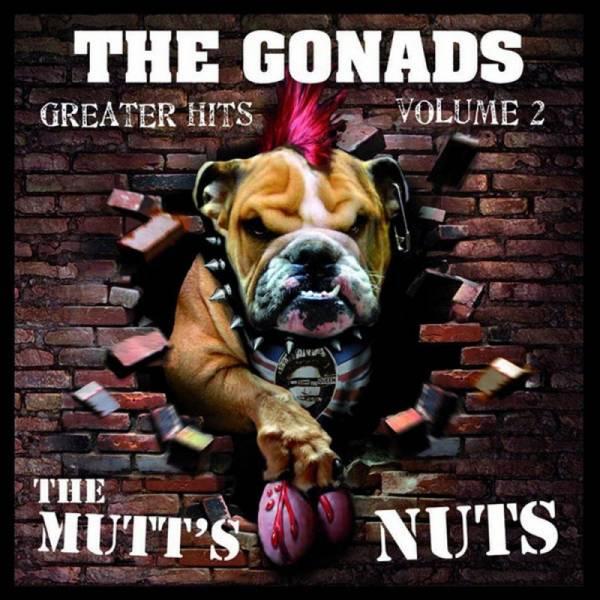 Gonads, The - Greater Hits Vol. 2: The Mutt's Nuts, LP + 7'' verschiedene Farben