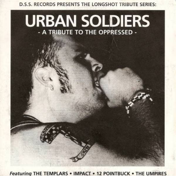 V/A Urban Soldiers - A tribute to the Oppressed, 7'' schwarz