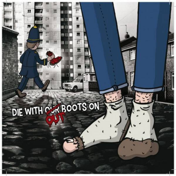 "Saints & Sinners / Grade 2 - Die without boots on, 7"" verschiedene Farben"