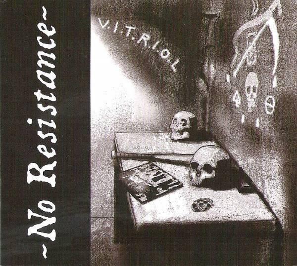 No Resistance - V.I.T.R.I.O.L., CD Digipack