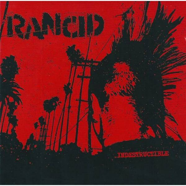 Rancid - Indestructible, CD