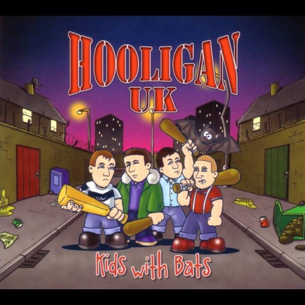 Hooligan UK - Kids with Bats, CD Digipack