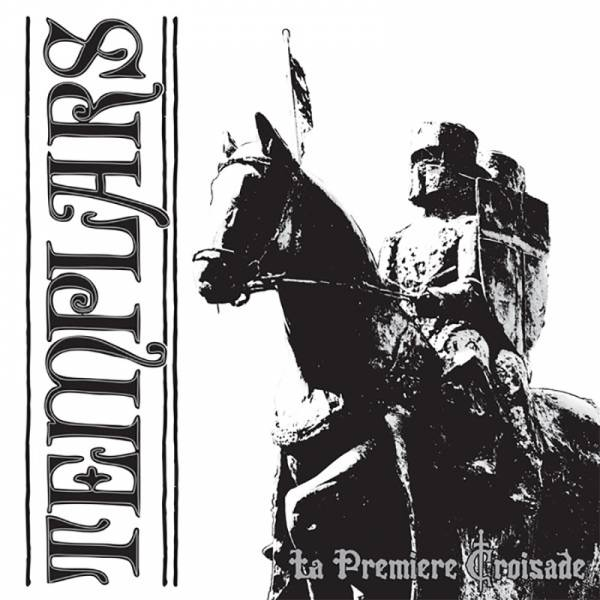 Templars - La premiere Croisade, LP schwarz, lim. 666, US Import