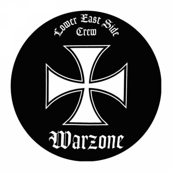 Warzone - Iron Cross, Slipmat