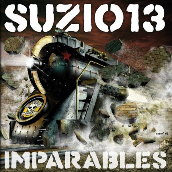 Suzio 13 - Imparables, CD Digipack