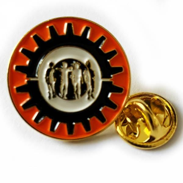 Clockwork Orange - Zahnrad, Pin