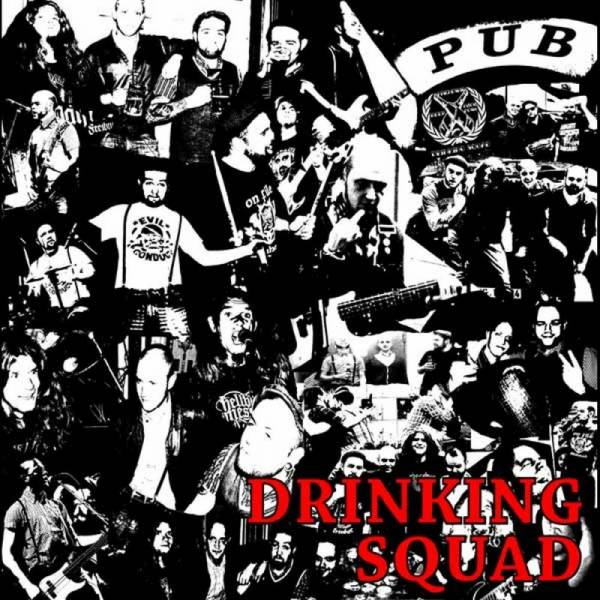 Drinking Squad - Pub, Mini CD