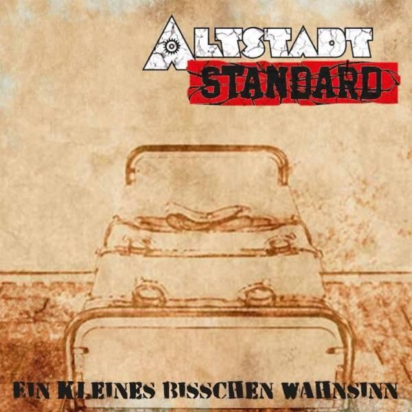 Altstadt Standard - Ein kleines bisschen Wahnsinn, CD Digipack