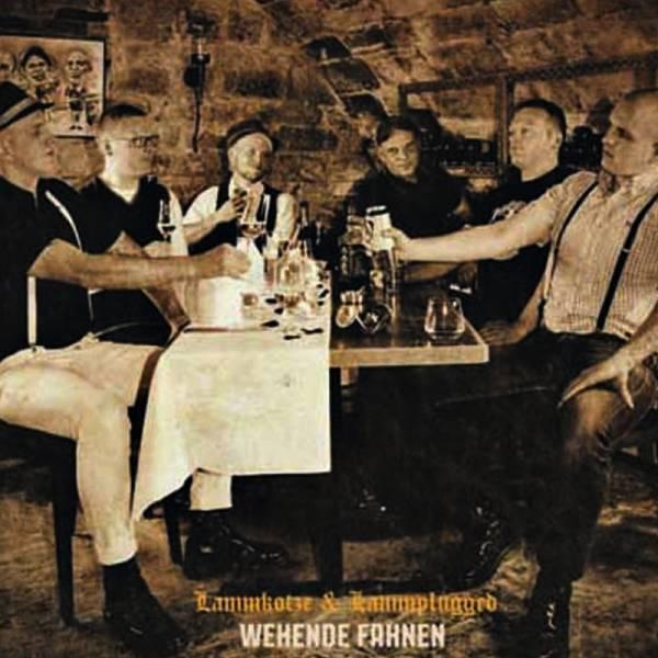 Lammkotze - Wehende Fahnen, CD Digipack Lammplugged
