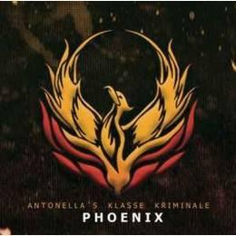 Antonella's Klasse Kriminale - Phoenix, CD