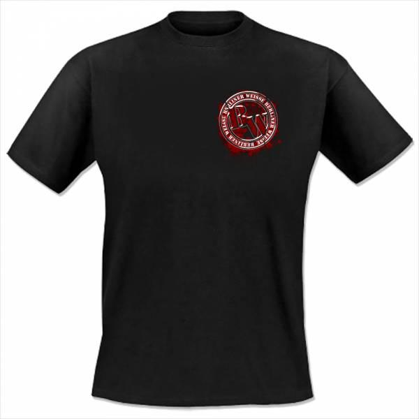 Berliner Weisse - Logo, T-Shirt, schwarz