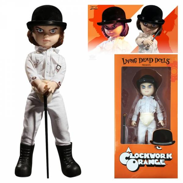 Clockwork Orange - Alex, Figur 25cm