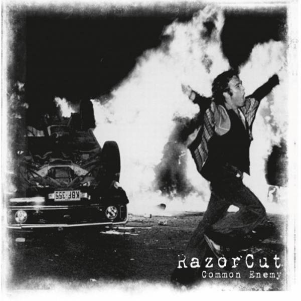 Razorcut - Common enemy, CD Digipack