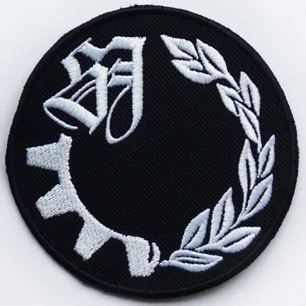 Schusterjungs - Logo rund, Aufnäher