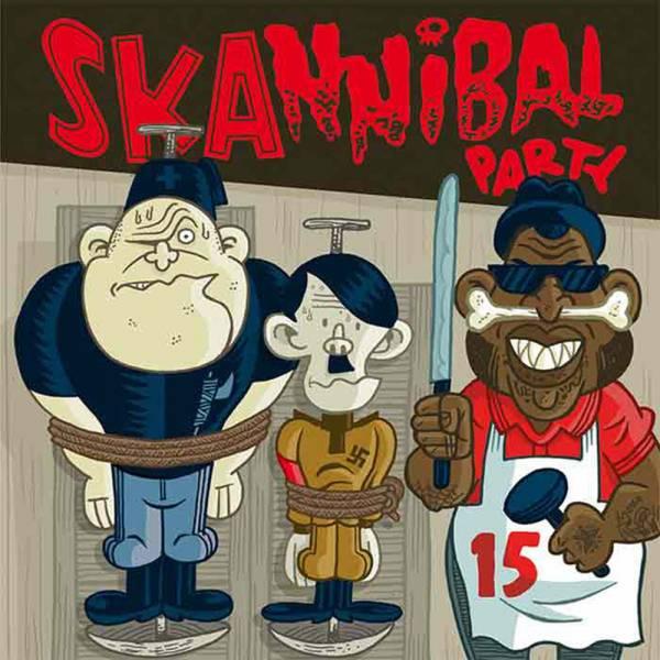 V/A Skannibal Party - Vol. 15, CD