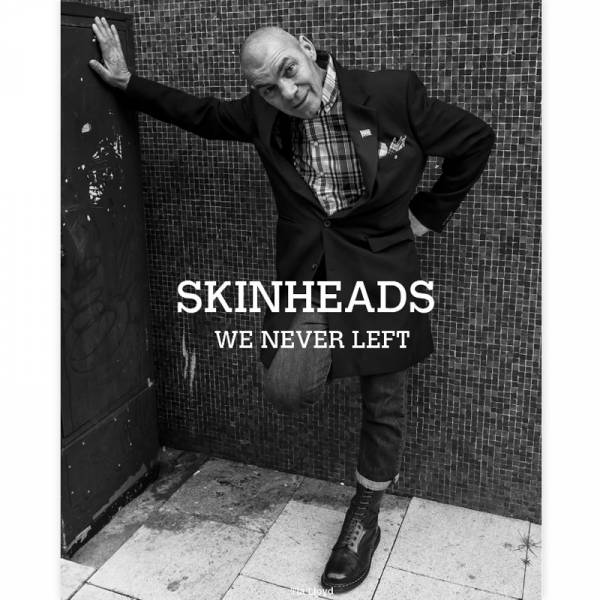 Skinheads - We never left, Fotobuch Softcover US Import