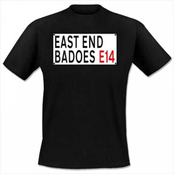 East End Badoes - E14, T-Shirt