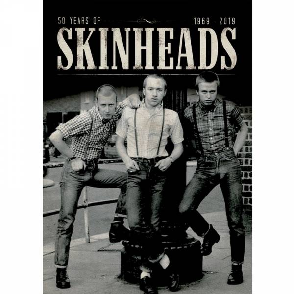 Skinheads - 50th anniversary, Poster A2