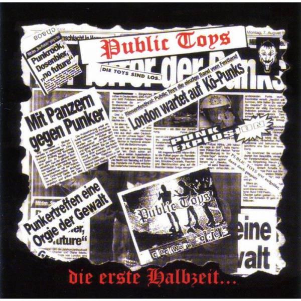 Public Toys - Die erste Halbzeit... , CD