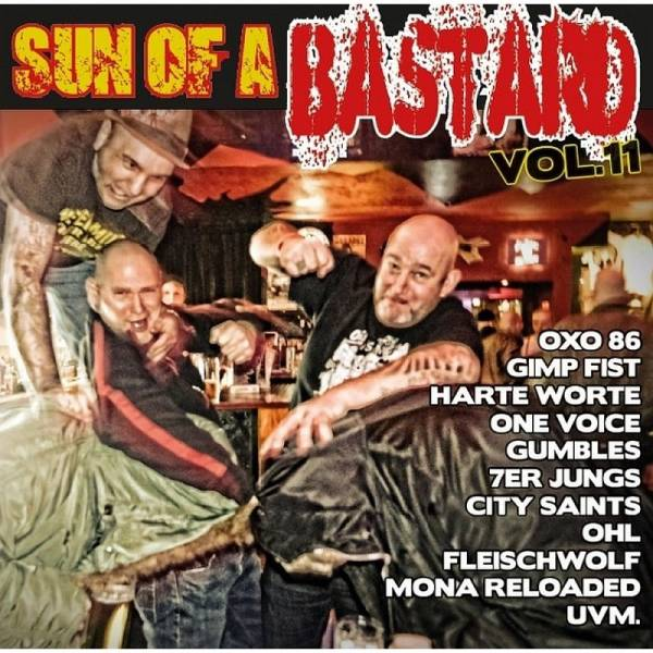 V/A Sun of a Bastard Vol. 11, CD
