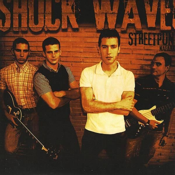 "Shock Waves - Dto., 7"" lim. 250 + Downloadcode"