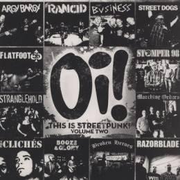 V/A Oi! This is Streetpunk, Vol. 2, LP lim. verschiedene Farben