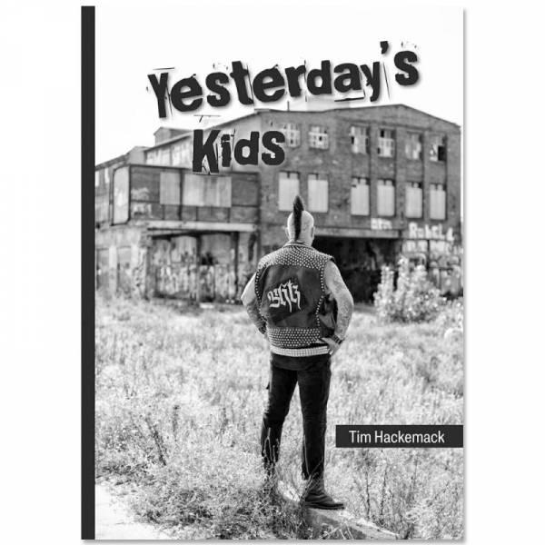 Yesterday's Kids (Tim Hackemack), Fotobuch