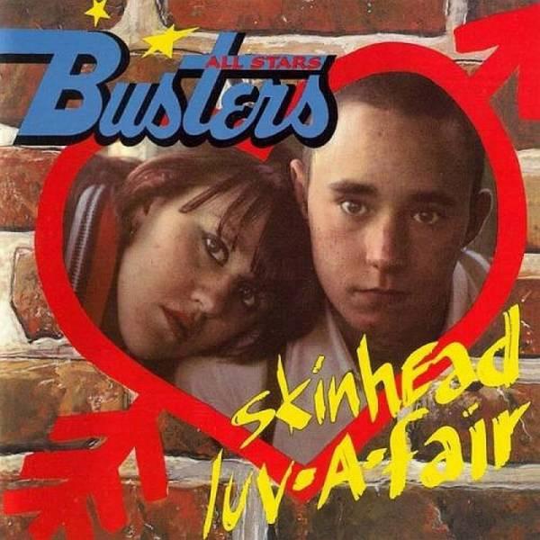Busters All Stars - Skinhead Luv-A-Fair, LP lim. verschiedene Farben