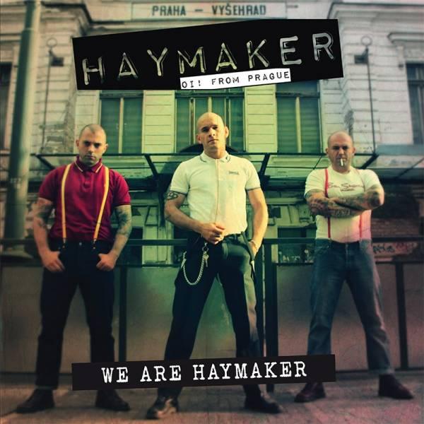 """Haymaker - We are Haymaker, 12"""" lim. 500 verschiedene Farben, 3. Pressung"""