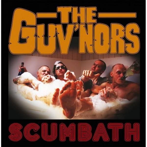 Guv'nors, The - Scumbath, 7'' lim. verschiedene Farben