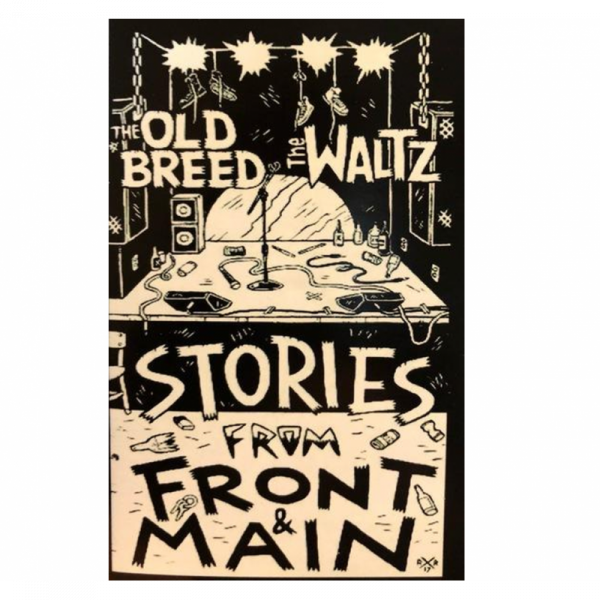 Old Breed, The / Waltz, The - Stories from front & main, Kassette rot