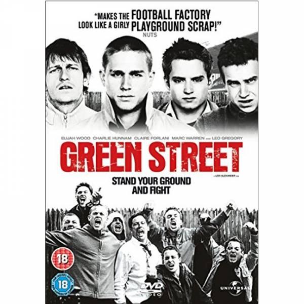Green Street Hooligans - Stand your ground, DVD englisch
