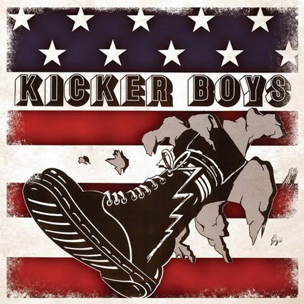 Kicker Boys - dto., LP lim. verschiedene Farben