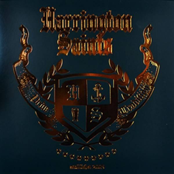 Harrington Saints - Pride & Tradition, LP lim. 500 transparent
