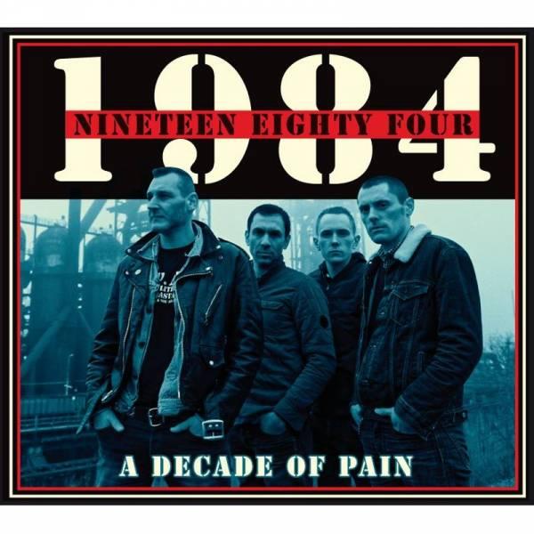 Nineteeneightyfour / 1984 - A decade of pain, CD Digipack