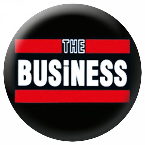 Business, The - Logo, Button B026