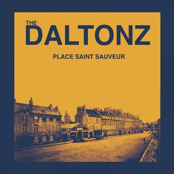Daltonz - Place Saint Sauveur, 12' schwarz lim. 500