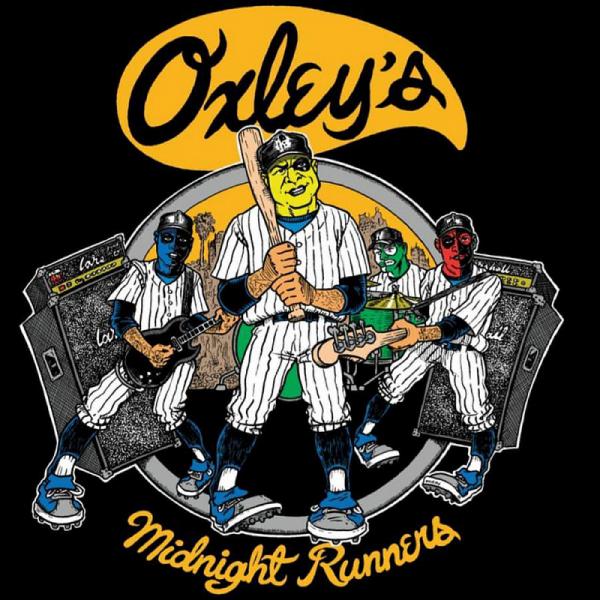 Oxley's Midnight Runners - Furies, 7'' lim. verschiedene Farben