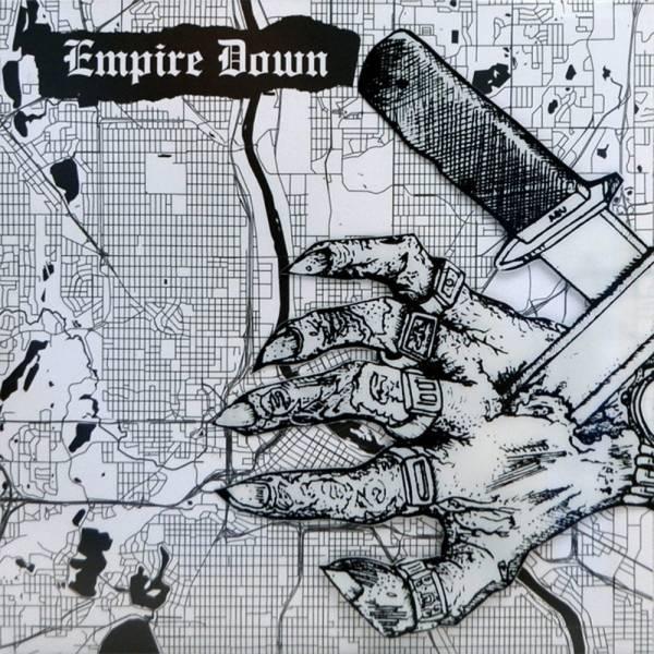 "Empire Down / Complicators, the - Split 7"" lim., verschiedene Farben"