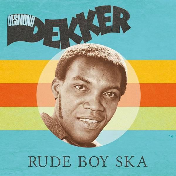 Desmond Dekker - Rude Boy Ska, LP 180g rot