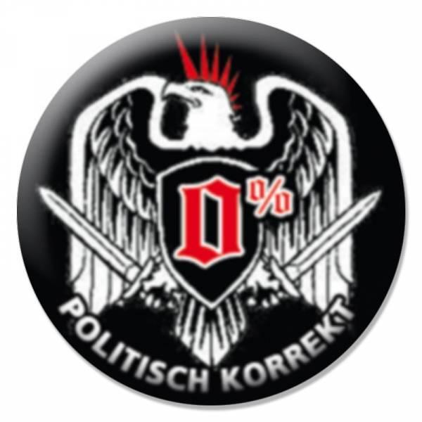 0% politisch korrekt, Button B001