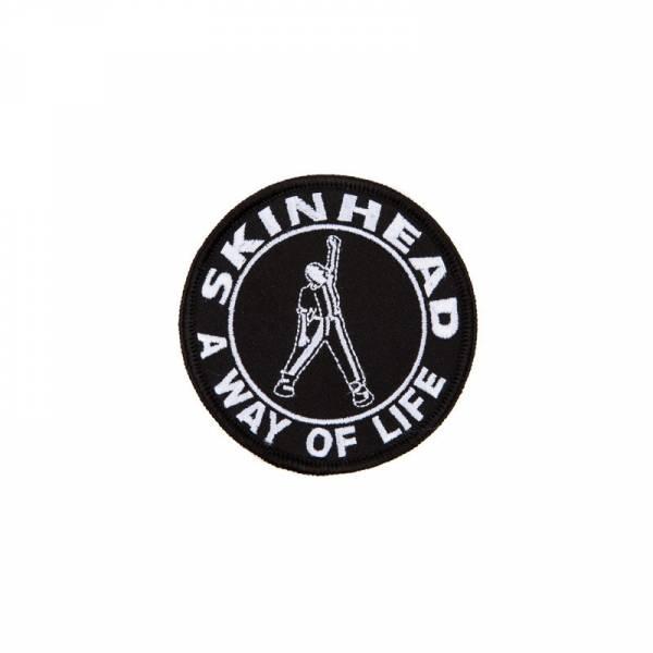 Skinhead - A way of life, Aufnäher
