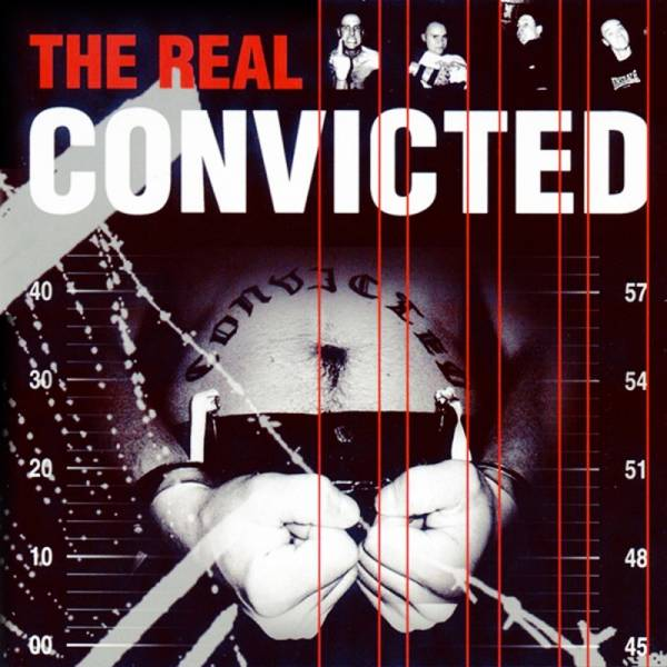 Convicted - The real convicted, CD