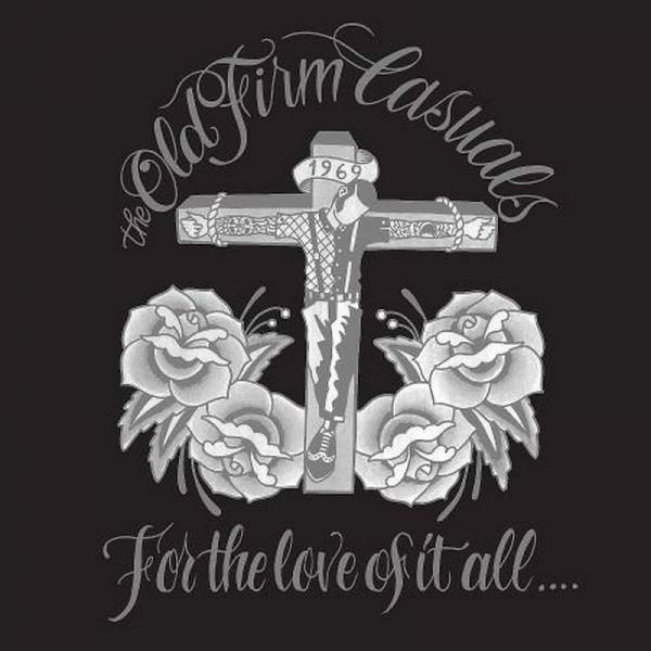 Old Firm Casuals, The - For the love of it all..., CD Digipack