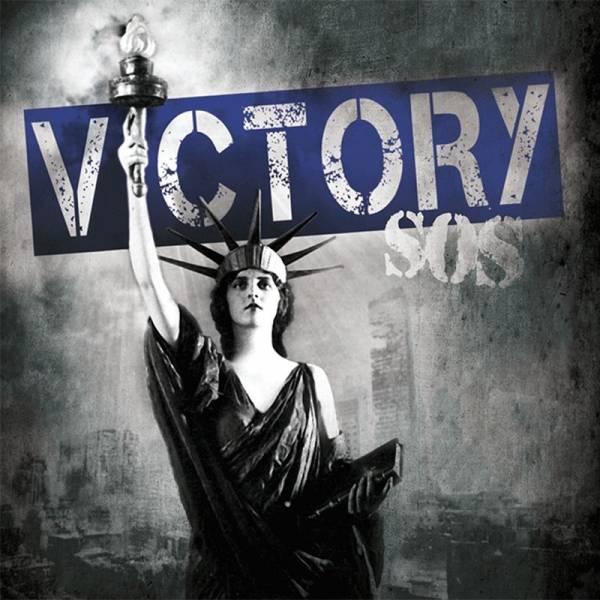 Victory - SOS, CD Digipack lim. 300