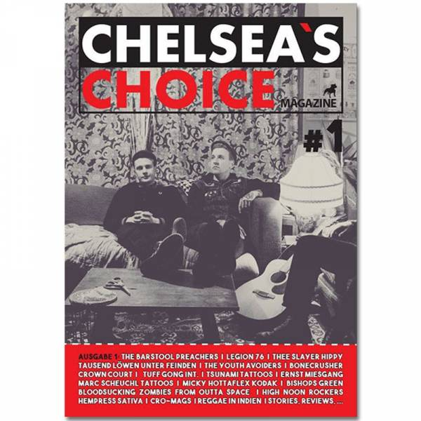 Chelsea's Choice No. 1, Fanzine A4