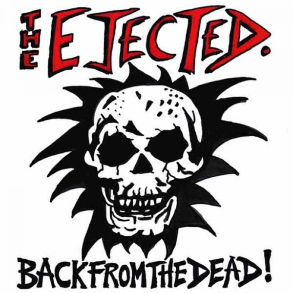 Ejected, The - Back from the Dead, CD